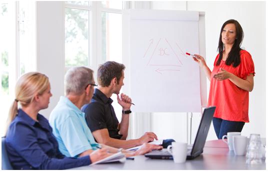 Gruppeguiden - foredrag møde kursus