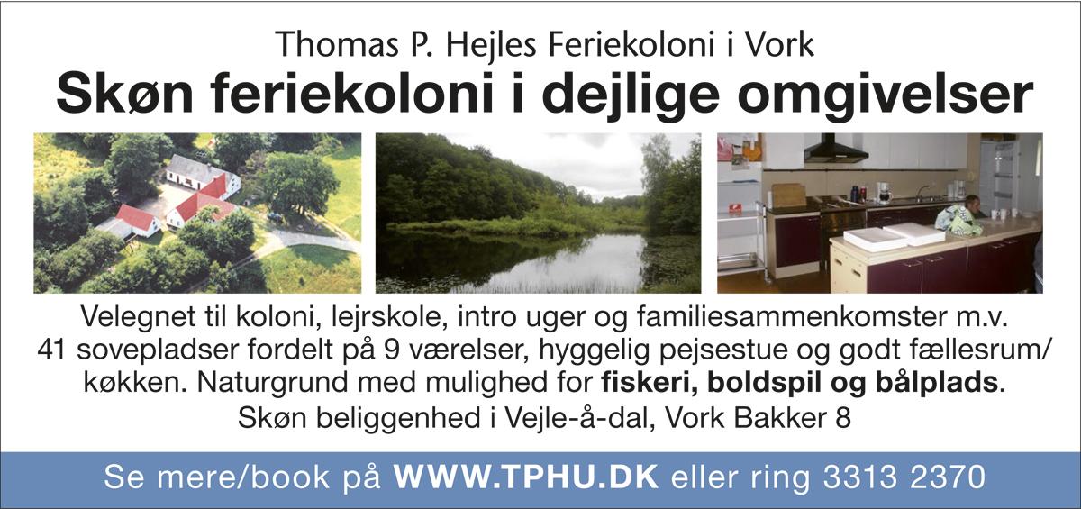 Vork---thomas-p-hejle